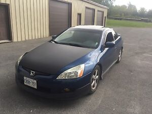 2004 accord coupe EXL full load 5speed