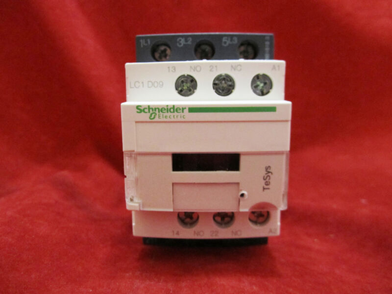 Schneider/Telemecanique LC1D09M7 Magnetic Contactor AC220V