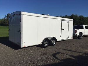 2014 UNITED  car hauler 8.5x20 amazing shape priced to sell