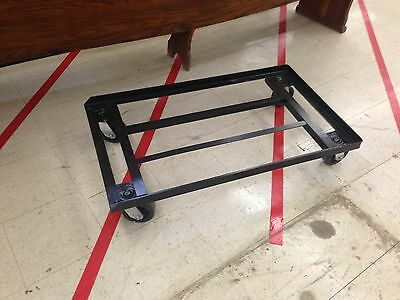 Commercial Bakery Double Rolling Dollie Jet Ski Carts 4