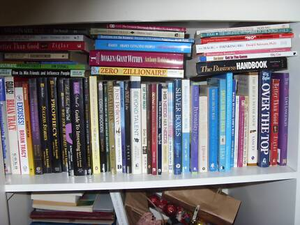 Personal Development Books 60 + Most as New Well Known Authers Surf Coast Preview