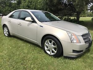 CADILLAC CTS 2008 ( !! AUCUNE TAX !! )