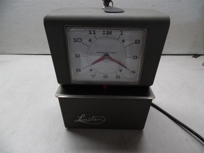 Lathem 4021 Time Clock