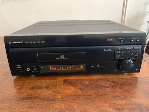 Pioneer CLD-D503 NTSC dual side play Laserdisc player