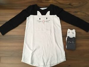 Gap 4T dress with accessories