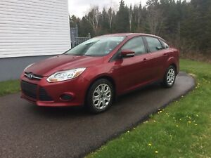 2013 Ford Focus S.E.