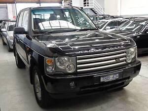 2003 Range Rover HSE 4x4 Auto Wagon Alphington Darebin Area Preview