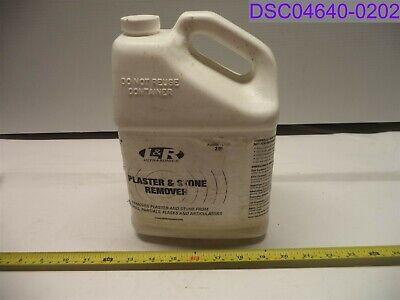 1 Gallon L R Ultrasonics Plaster Stone Remover Pn 230