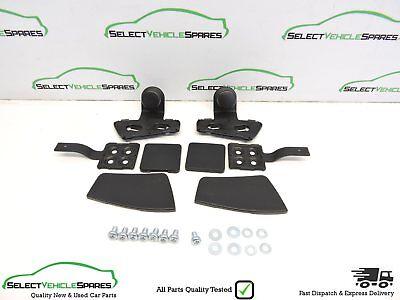 AUDI TT 8J MK2 NEW COUPE PARCEL SHELF REAR BRACKET REPAIR KIT + SCREWS 06-14