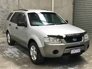 2006 Ford Territory SY TS RWC Rego Log Book South Morang Whittlesea Area Preview