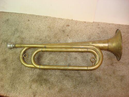 US Regulation Brass Bugle