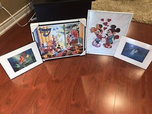Disney photos and frames