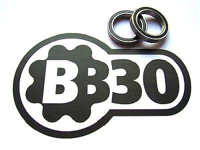 BB30 UPGRADE BOTTOM BRACKET BEARINGS ( X2 ) PF30 CANNONDALE/RACEFACE/FSA