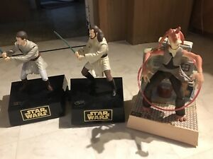 Star War action figures working