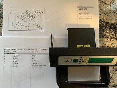 Biesse Rover Pod Rail Electronic Display Assembly Pn E0183a00