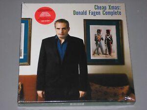 DONALD FAGEN (Steely Dan) Cheap XMAS Complete 180g 7 LP Box Set New Sealed Vinyl