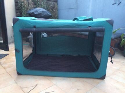 Soft Dog Crate / collapsible  Large