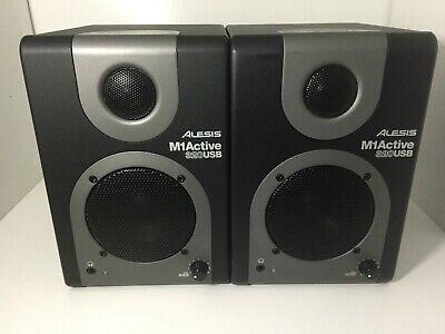 Alesis M1 Active 320 USB Audio Speaker Right speaker