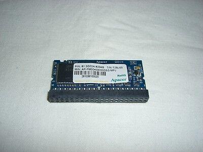Modul Ide 40-pin (Apacer Flash Memory Module 40 pin IDE 4GB T2BJ00 AP-FM004GED0D5S-MPJ)