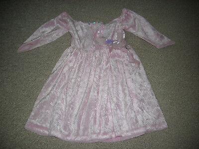 süßes Prinzessinnenkleid für Fasching Karneval Kleid in rosa - einfach - Einfache Prinzessin Kostüm
