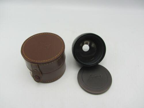 Aires Camera Wide Attachment Lens 3.5cm 35mm w/ Case