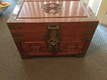 Chinese wooden jewellery box Albury Albury Area Preview