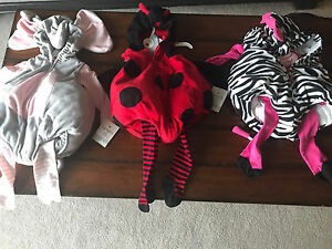 Halloween Costumes - 3-6 months