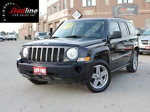 2010 Jeep Patriot 4X4 Sport Accident Free-Heated Seats