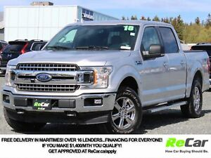 2018 Ford F-150 XTR | CREW | HEATED SEATS | ONLY 18,000KM