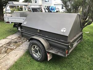 7x4 builders trailer Toukley Wyong Area Preview
