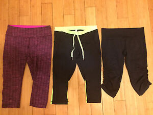 Lululemon Capri Leggings Size 10 Brand New