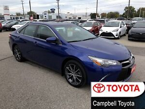 2015 Toyota Camry XSE--NAV--MOON ROOF--LEATHER--BSM