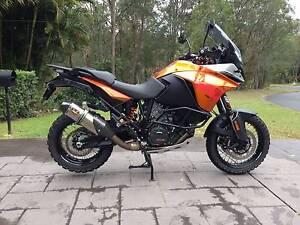 2014 KTM 1190 ADV EDS Bonogin Gold Coast South Preview