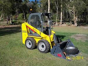 ASAP Mini Bobcat and Excavator Hire