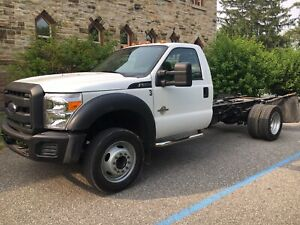 2015 Ford F550 diesel 6.7 litres F-550