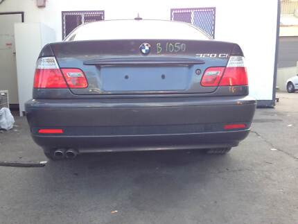 BMW 320ci 2005 COUPE 2.2L 5SP AUTO, M54 ENGINE - WRECKING 4 PARTS Bankstown Bankstown Area Preview