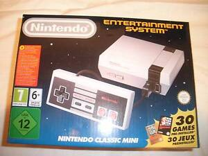 NES CLASSIC LIMITED EDITION NINTENDO WITH 30 BUILT IN GAMES Berwick Casey Area Preview