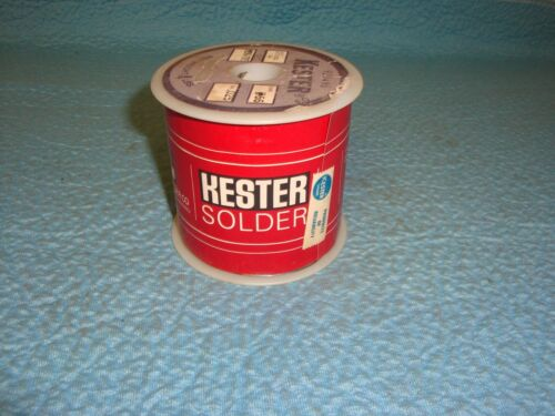 Kester Solder Resin Five - 60/40 - .025 Diameter - 4LBS