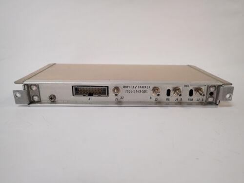 IFR FM/AM-1200S COMMUNICATIONS SERVICE MONITOR DUPLEX / TRACKER. 7005-5142-900