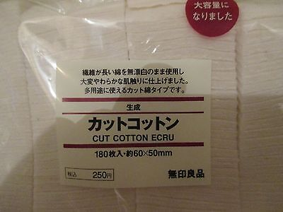 12 St.Original japanische Muji Watte/Cotton für Selbstwickel Verdampfer