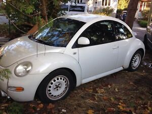 Nice Beatle.   lots of work done.  1000km a tank