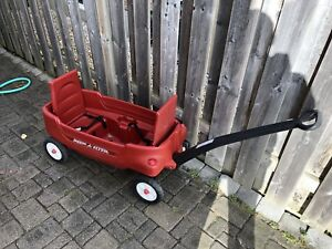 Radio flyer plastic wagon