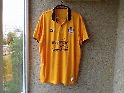 Cambridge United Football Shirts 2014/2015 Jersey 4XL England Soccer  image