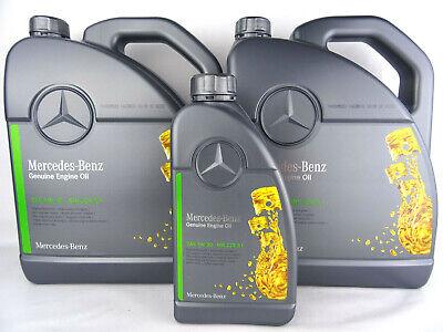 Mercedes Benz MB 229.51 5W-30 Motoröl 5W30 Genuine Engine Oil 1x11Liter Original