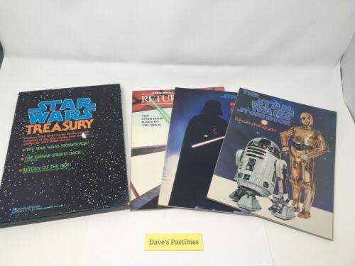 STAR WARS TREASURY SB STORYBOOK SET - SCHOLASTIC - 1978 THRU 1983