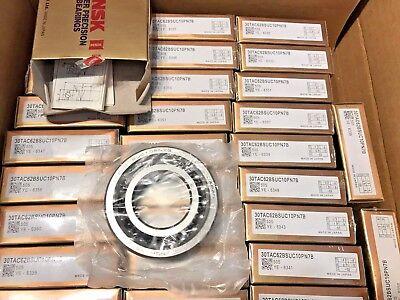 New Nsk 30tac62bsuc10pn7b Angular Contact Bearing  Us Seller