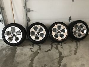 Mags BMW 225/55/17 michelin XIce
