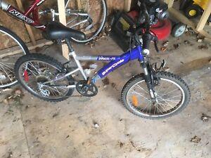 Nice bike but needs new tubes
