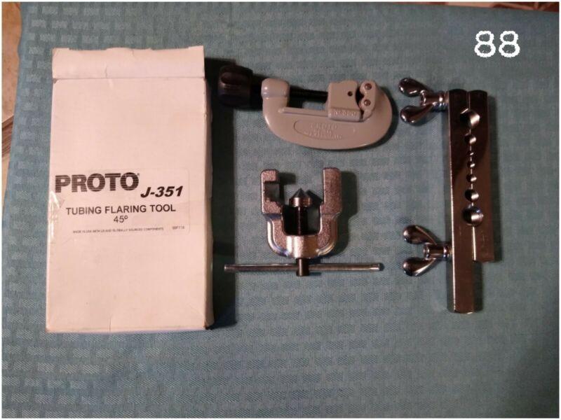Proto Cutting/Flaring Tool