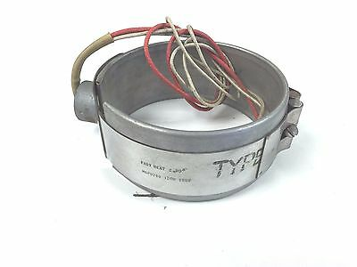 """N M Company Band Heater 175W 240V 1-3//4/"""" X 1/"""" New Old Stock"""